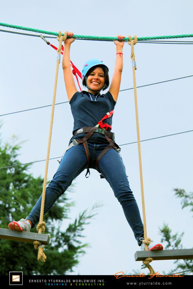 Talleres de Cuerdas Altas / High Elements Ropes Courses | Ernesto Yturralde Worldwide Inc.